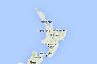 A 7.1 earthquake struck the East Coast of New Zealand's North Island on Friday. The quake knocked out power for thousands and triggered a tsunami warning that has since been lifted. No injuries have been reported, but damage to homes and some private water supplies has been seen. Image from Google Maps