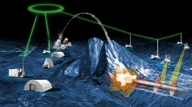 The plug-and-fight architecture of Northrop Grumman's Integrated Air and Missile Defense Battle Command System enables any-sensor, best-shooter operations with a greatly expanded single integrated air picture. Photo courtesy of Northrop Grumman