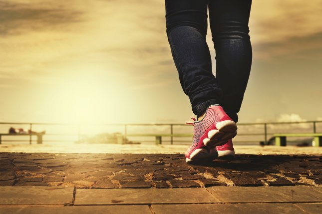 A study suggests that 10,000 steps per day is more than is needed to improve longevity and health. Photo by DanielReche/Pixabay