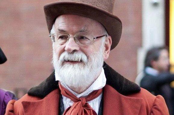 BBC America is adapting Terry Pratchett's Discworld books.Photo courtesy of Terry Pratchett/Facebook.