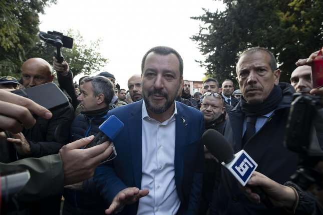 "Image result for MATTEO SALVINI, ""Feb 18, 2019"""