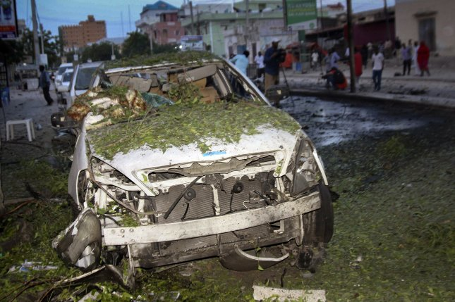 Car bomb kills at least five in Somali capital