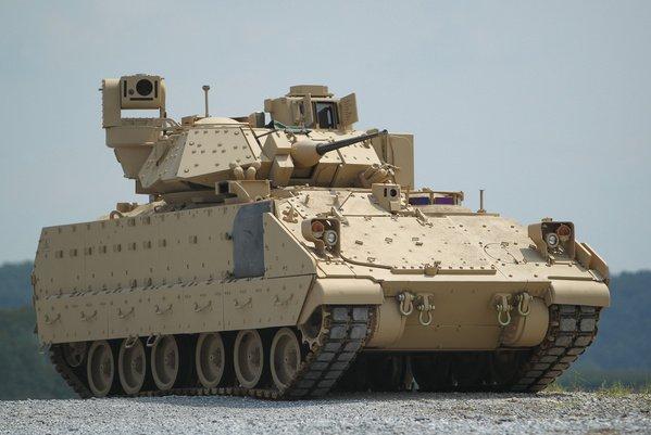 Resultado de imagem para M2A4 Bradley