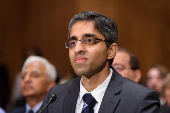 Vivek Murthy, former U.S. surgeon general, will return to the post for the Joe Biden administration, the Biden team said Monday. Photo courtesy of United States Senate Committee on Health, Education, Labor, and Pensions/Wikimedia Commons