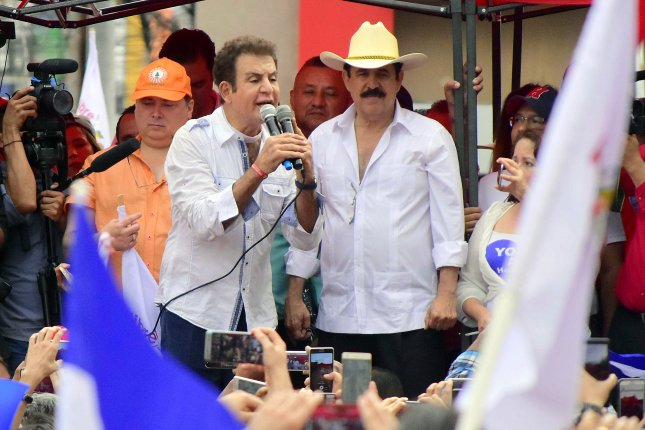 Honduras: Thousands march against re-election of President Juan Orlando Hernandez