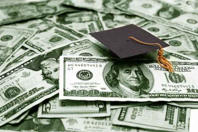 A growing number of millennial parents say they plan to cover the full cost of their children's college tuition rather than take out student loans, a new study found. Photo by zimmytws/Shutterstock