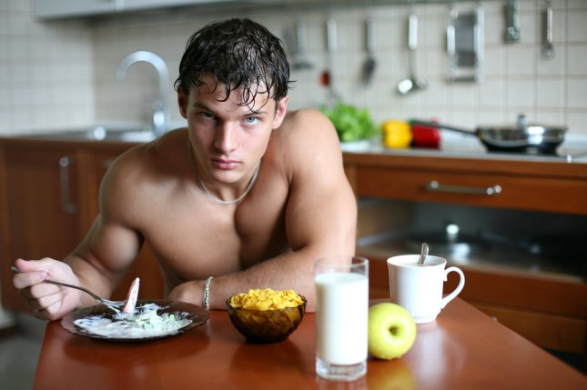 Fasting from time to time or eating earlier in the day may help people lower their body mass by reducing appetite. File Photo by Vladimir Wrangel/Shutterstock.com