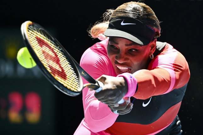 Serena Williams' (pictured) most recent competition was a month ago at the Australian Open. She lost to Naomi Osaka in the semifinals. File Photo by Dean Lewins/EPA-EFE