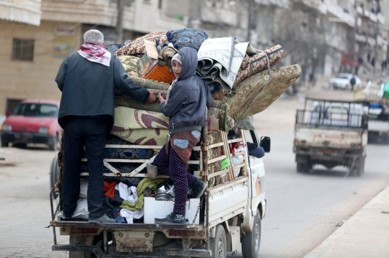 Erdogan says Turkey to drive Kurds from Syria and Iraq