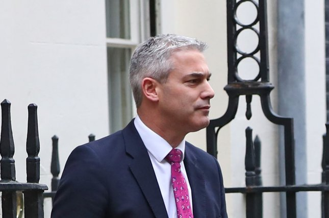 Stephen Barclay, a minister for Northeast Cambridgeshire, has been named the new Brexit secretary. Photo by Neil Hall/EPA