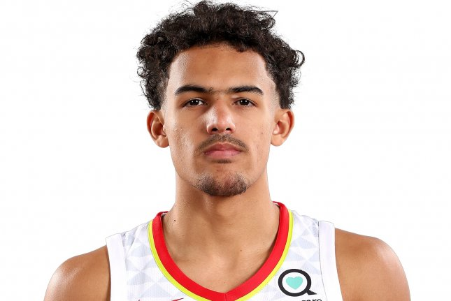 Atlanta Hawks guard Trae Young scored a team-high 29 points and had 12 assists during a loss to the Denver Nuggets on Monday in Atlanta. Photo courtesy of the NBA.