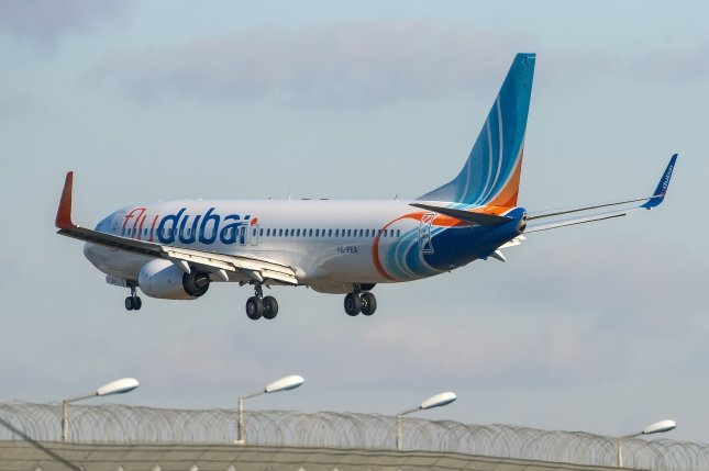 Preliminary analysis of the flight data recorder recovered from the crash of a Flydubai plane indicate there were no onboard system malfunctions. The March 19 crash in Rostov-on-Don, Russia, killed all 62 aboard. File Photo by Andrey Khachatryan/Shutterstock