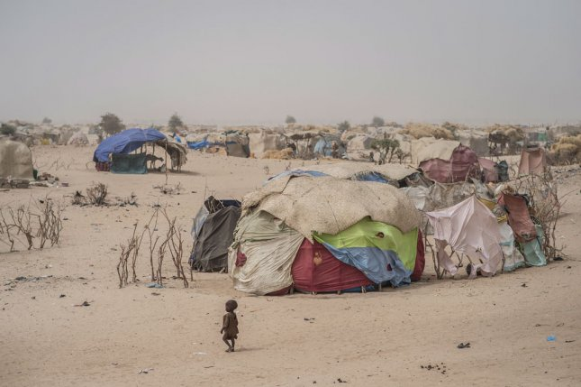 Refugees from Boko Haram are encamped in Diffa state. Niger. Residents of Chibok, Nigeria, say attacks by the insurgent group are escalating, and the United Nations reported that up to 1 million refugees from the conflict have no access to humanitarian aid. Photo courtesy of United Nations