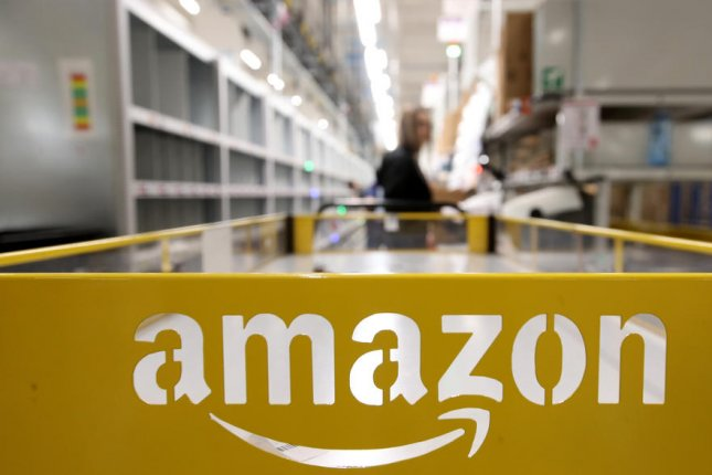 Amazon said Tuesday it will create a $2 billion venture capital fund that will invest in companies working on carbon lowering technology. Photo by Friedemann Vogel/EPA-EFE