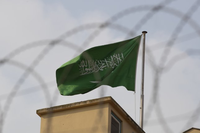 A report from British lawmakers says female activists detained in Saudi Arabia are facing conditions that amount to torture. File Photo by Tolga Bozoglu/EPA-EFE