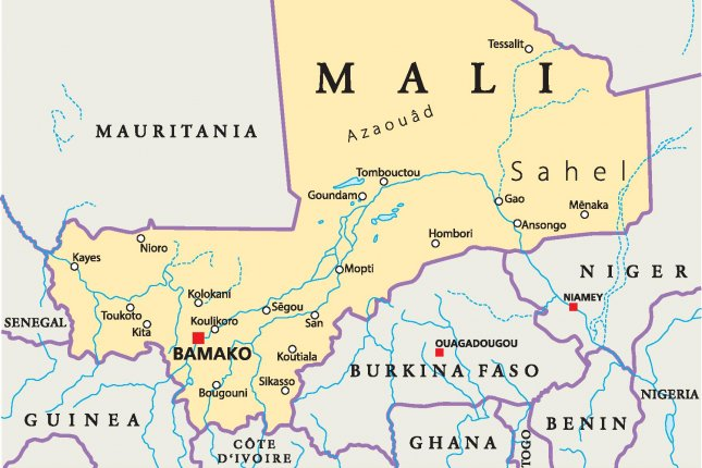 Mapti region in Mali has been the victim of sectarian and ethnic violence over the past few months, resulting in hundreds of people killed. Image by Peter Hermes Furian/Shutterstock