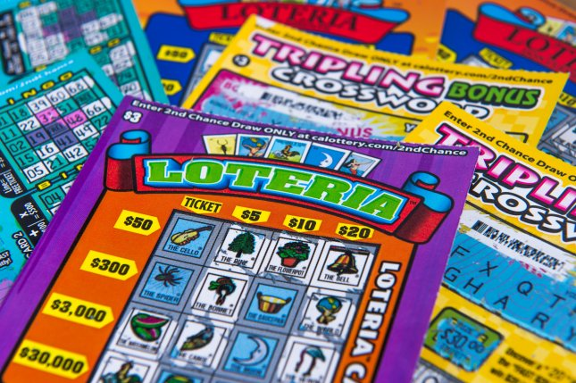 A Georgia man who won $3 million on a lottery scratch-off ticket used his winnings to start his own crystal meth dealing business. Photo by Pung/Shutterstock.com