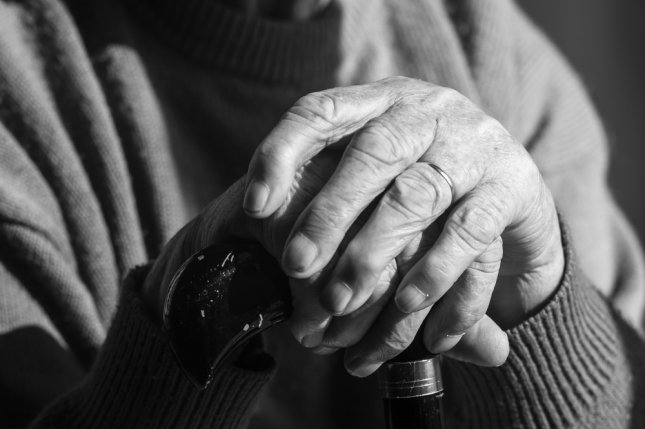 People in nursing homes who went through a six-month exercise program fell less than those who didn't participate. Photo by C Levers/Shutterstock