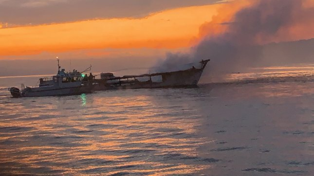Rescuers locate 25 bodies from California boat fire; 9 still missing