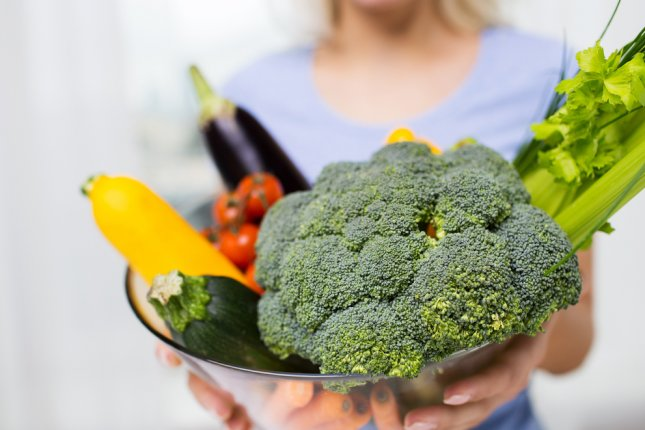 People who eat follow strict plant-based diets are less likely to develop type 2 diabetes, new research shows. File Photo by Syda Productions/Shutterstock