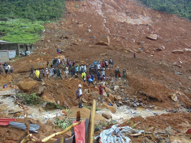 Death toll from Sierra Leone floods passes 400: Red Cross