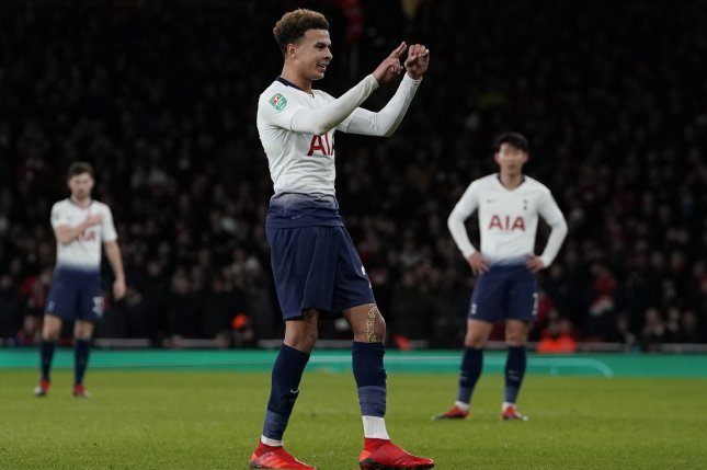 Watch: Dele Alli Reminds Arsenal Fan Of Score After Being