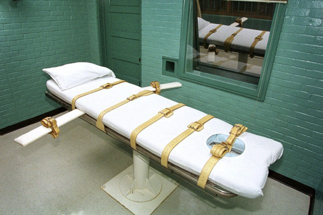 Nationally, states carrying out death sentences are on the decline. A couple of states, however, have nearly two dozen set through 2020. File Photo by Paul Buck/EPA