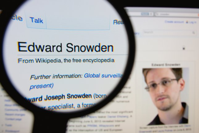 Former NSA contractor Edward Snowden first brought the agency's controversial surveillance capabilities to the public in 2013. File Photo by Gil C/Shutterstock