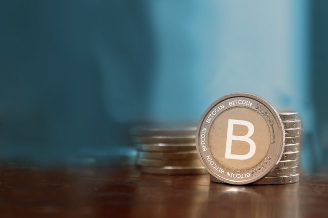 The price of a bitcoin rose to a record $1,206.60 Friday. Photo by Carlos Amarillo/Shutterstock