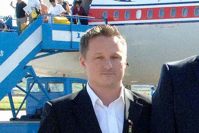 Canadian businessman Michael Spavor was arrested in 2018 and accused of espionage. File Photo courtesy of Korean Central News Agency/EPA-EFE
