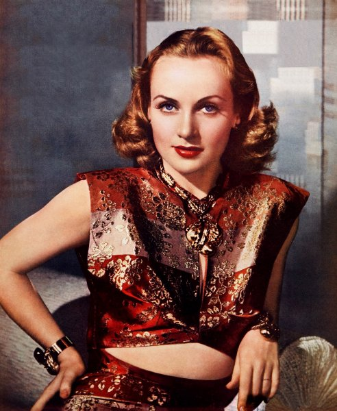 On January 16, 1942, screen star Carole Lombard, her mother and 20 other people were killed in a plane crash near Las Vegas. File Photo by Paul Hesse/Wikimedia