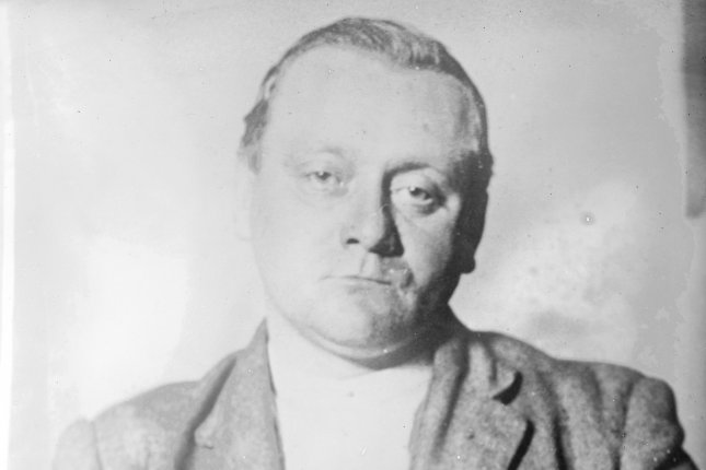 John Schrank, would-be assassin of former president Theodore Roosevelt, in Milwaukee, Wis., Oct. 14, 1912. File Photo by Library of Congress/UPI