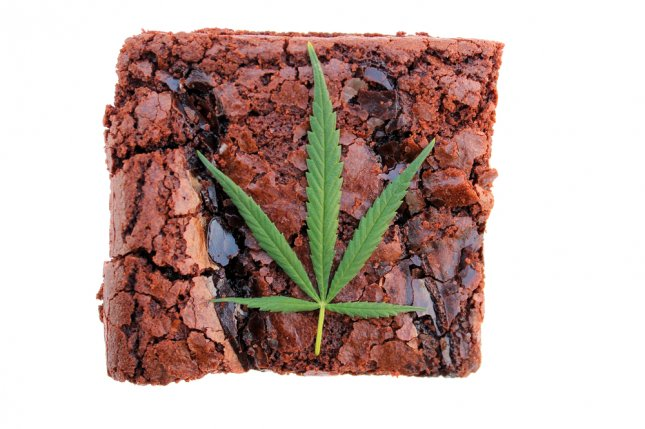 When a teacher asked a student for a bite of his brownie, he panicked - it was laced with marijuana. mikeledray/Shutterstock
