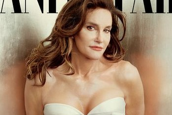 Caitlyn Jenner has been named one of Glamour's Women of the Year for her example as a transgender celebrity who gives back. The news was announced Thursday. Photo by Annie Leibovitz/Vanity Fair