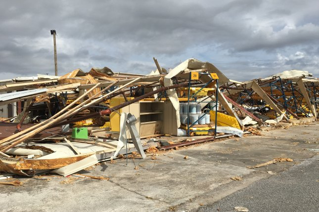 Two members of a House Armed Services subcommittee charged on Wednesday that the Pentagon is unprepared for weather emergencies, such as the hurricane that struck Tyndall AFB, Fla., in 2018, as well as cyberthreats. Photo courtesy of U.S. Department of Defense