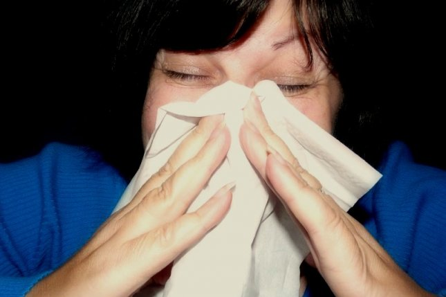 Seven states and Puerto Rico are reporting high flu activity, according to the CDC. File Photo by mcfarlandmo/Wikimedia Commons