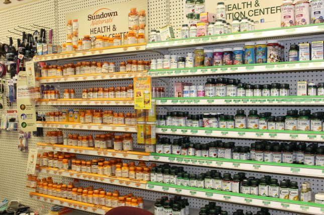 Vitamins A, E and D may reduce a person's risk for respiratory problems, a new study has found. File Photo by Billie Jean Shaw/UPI
