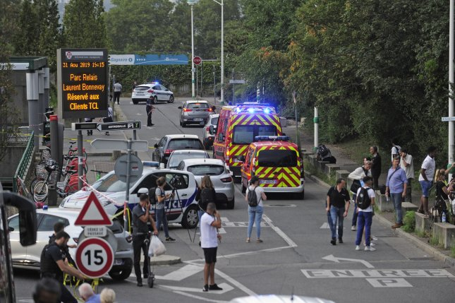 One dead, six injured in France knife attack involving BBQ roasting spit