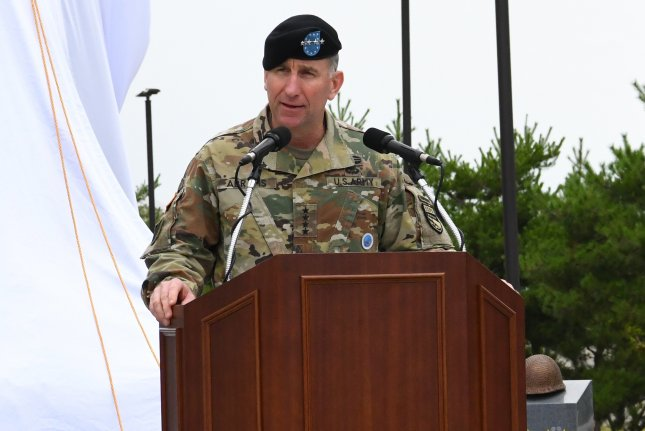 Displays of the Confederate battle flag at U.S. bases in South Korea was banned on Monday by the commandant of U.S. Forces Korea, General Robert Abrams. Photo by Sgt. Benjamin Parsons/U.S. Forces Korea