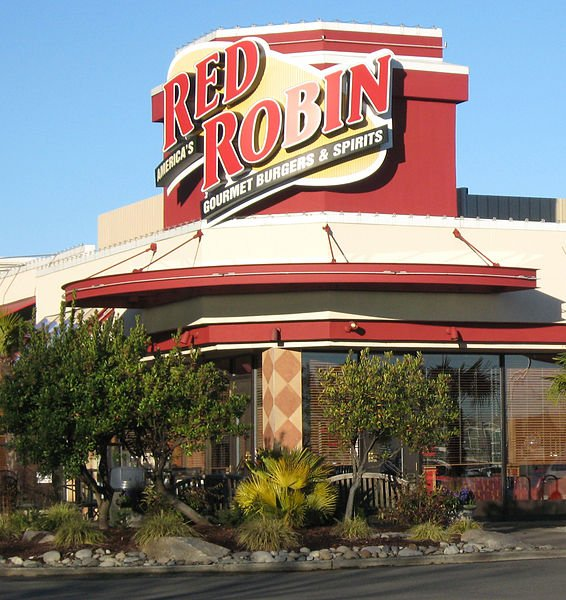 A woman's wedding ring was recovered after she lost it at a Red Robin restaurant. File Photo by Jwinters/Wikimedia Commons