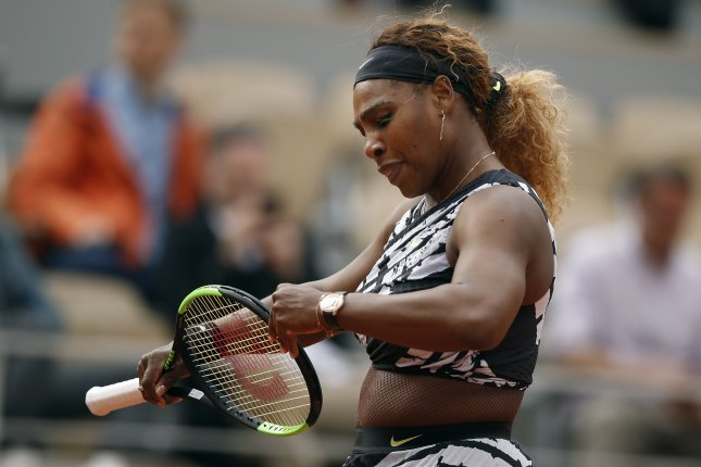 Serena Williams is looking to win her 24th career grand slam at the 2019 French Open. Photo by Yoan Valat/EPA-EFE