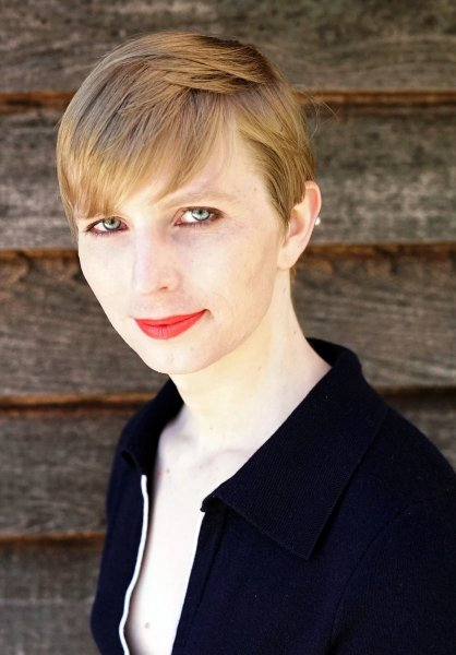 Chelsea Manning said she may be jailed fro contempt after refusing to answer a federal grand jury's questions about her leaking archives of secret military and diplomatic documents to WikiLeaks in 2010, in a secret hearing. File Photo by Tim Travers Hawkins/Wikimedia Commons