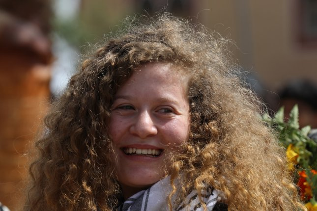 Israel releases Palestinian teen protester Ahed Tamimi from