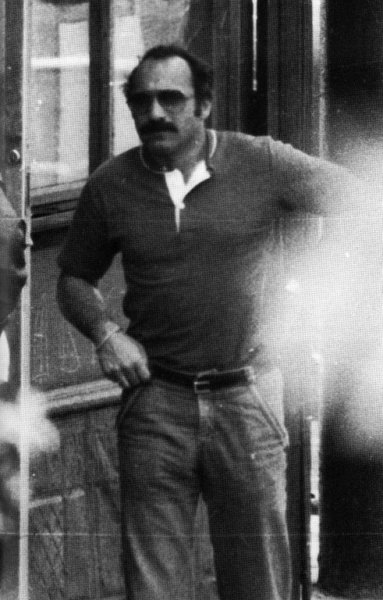 An FBI surveillance photo shows agent Joe Pistone working undercover as Donnie Brasco sometime during the operation, which lasted from 1975 until July 27, 1981. Photo courtesy FBI