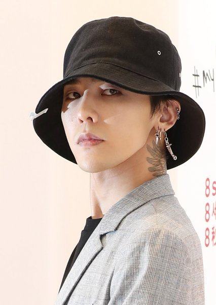 Big Bang's Bang Bang Bang music video passed 300 million views on YouTube following G-Dragon's (pictured) enlistment in the military. File Photo by Yonhap News Agency/EPA