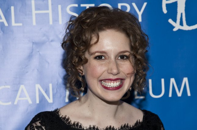 Vanessa Bayer at the American Museum of Natural History gala on November 18, 2010. The actress impersonated Jennifer Aniston as Rachel from 'Friends' on 'Jimmy Kimmel Live!' this week. File photo by Lev Radin/Shutterstock