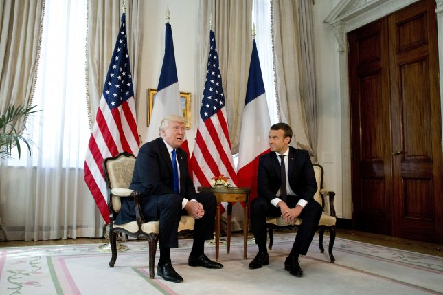 Pres. Trump Heads to Paris for Bastille Day