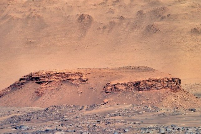 Perseverance rover's images confirm flood episodes on Mars, researchers say