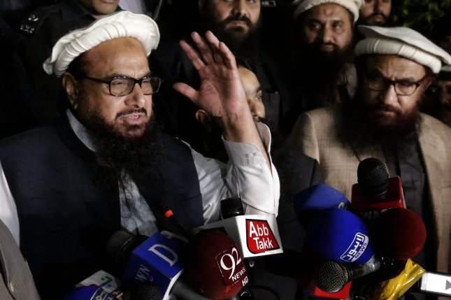 Saeed vows to fight for Kashmir after release