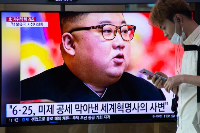 North Korean leader Kim Jong Un has appeared on state media several times in 2020 but has not disclosed details on the country's response to the coronavirus or the impact of the disease in the country. File Photo by Jeon Heon-kyun/EPA-EFE